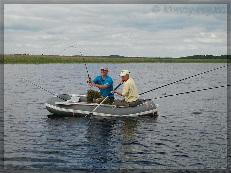 где рыбная ловля  во  витебске