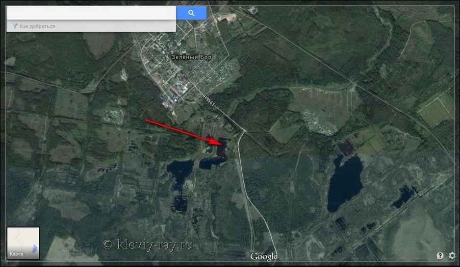 карты для рыбалки в белоруссии