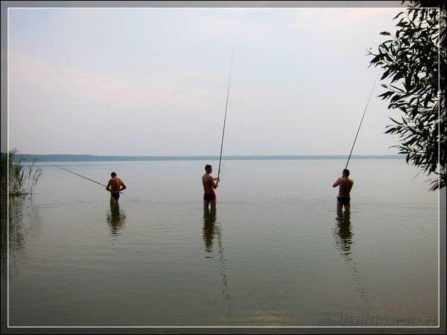 Рыбалка на Браславских озерах Витебской области Беларуси ...