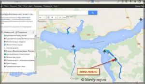 карта рыбака, Вилейка, отчет, обзор, где порыбачить, где ловить, Минская область, Беларусь, рыбалка, плотва, окунь, лещ