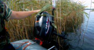 Шумоизоляция лодочного мотора