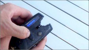 Электронный сигнализатор поклевки с Алиэкспресс для установки на стойку