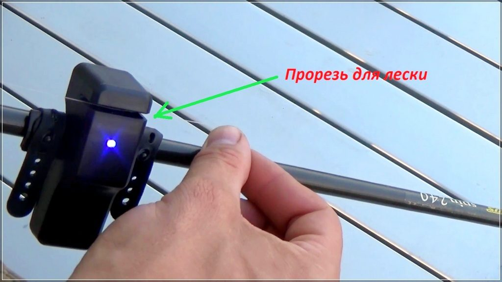 Сигнализаторы поклевки - электронные, сделать своими руками