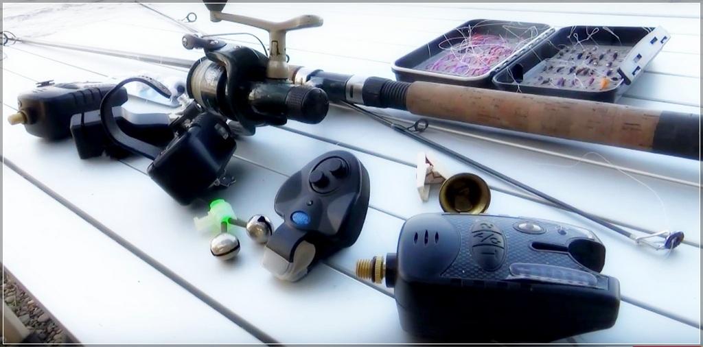 Обзор рыболовных товаров с Алиэкспресс - сигнализаторы поклевки