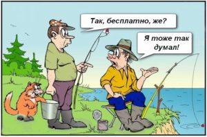 Где можно порыбачить на реках Беларуси бесплатно